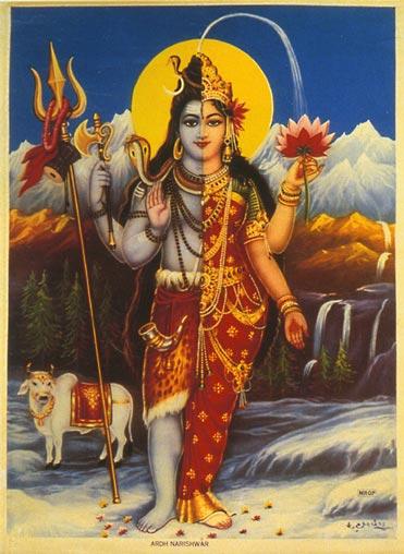 ardha-narishwara