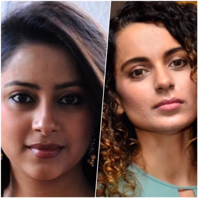 Pratyusha & Kangana